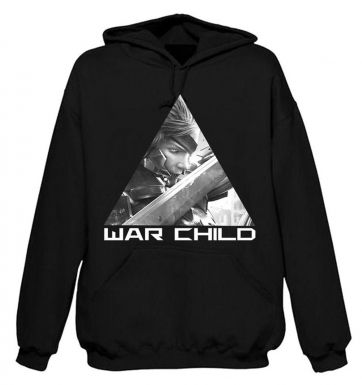 Metal Gear Rising Warchild hoodie - OFFICIAL