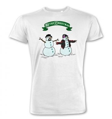 Methy Christmas premium t-shirt