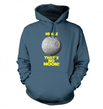 Mimas That's No Moon hoodie
