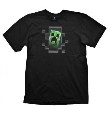 Minecraft Creeper Inside t-shirt - OFFICIAL