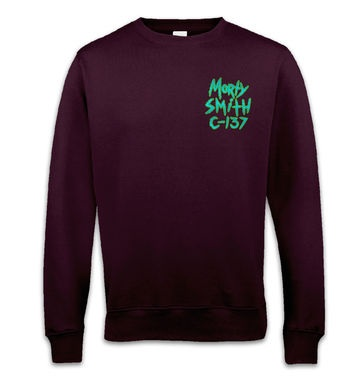Morty Smith C-137 sweatshirt