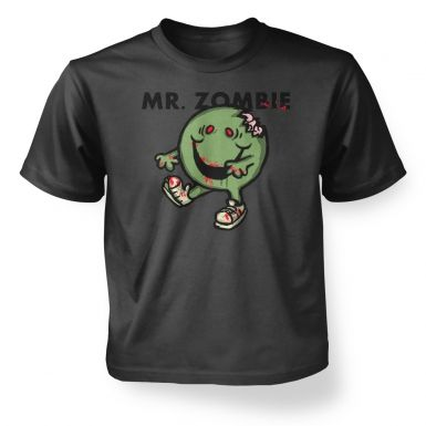 Mr.Zombie  kids t-shirt