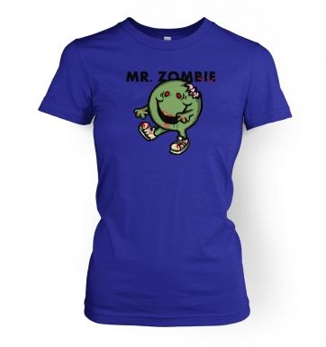 Mr.Zombie Woman's T-Shirt