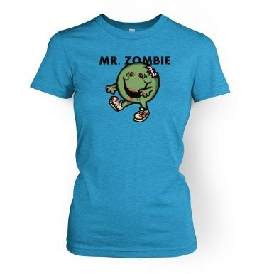 Mr.Zombie women's t-shirt