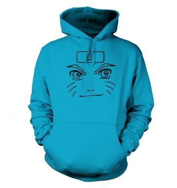 Naruto Face   hoodie
