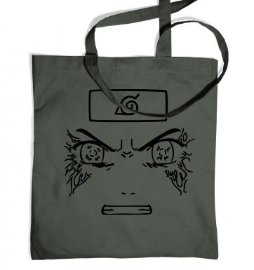 Neji Face  tote bag