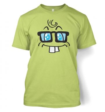 Nerdy Face t-shirt