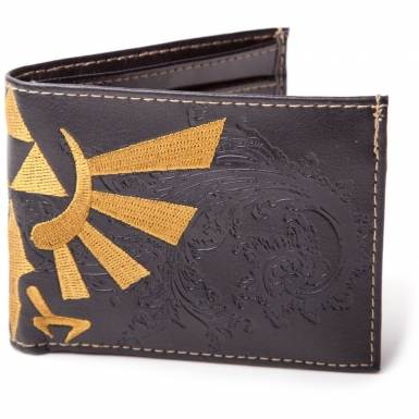 Nintendo Legend Of Zelda Hyrulian Crest wallet