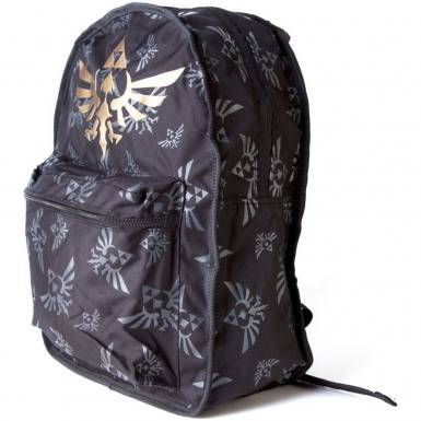 Nintendo Legend Of Zelda reversible backpack