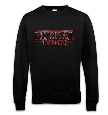 Normal Things sweatshirt