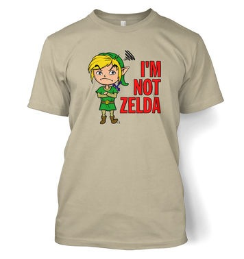 Not Zelda t-shirt
