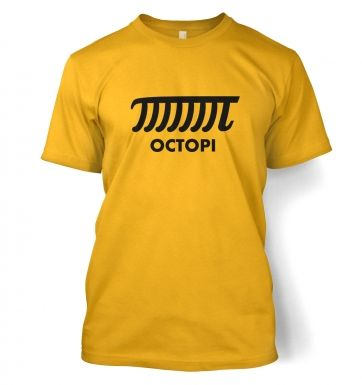 Octopi  t-shirt