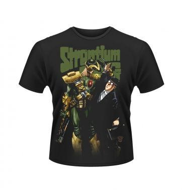 2000AD Strontium Dog Banker t-shirt - Official
