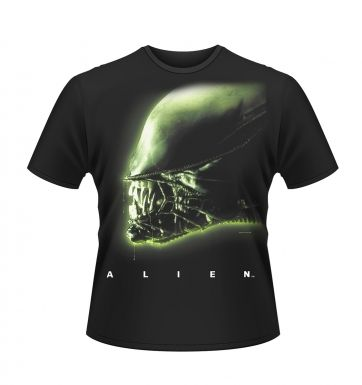 Alien Head t-shirt - Official