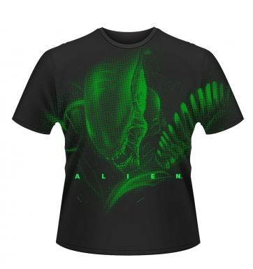 Alien Warrior t-shirt - Official