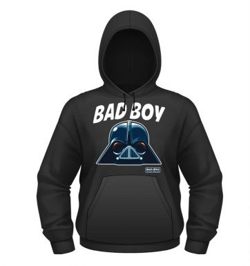 OFFICIAL Angry Birds Star Wars Bad Boy hoodie