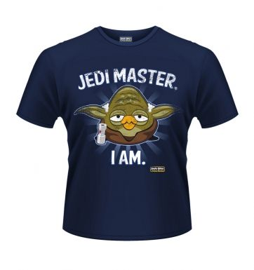 Angry Birds Star Wars Jedi Master t-shirt - Official