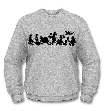 Official Asterix Silhouette sweatshirt