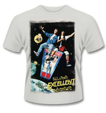 Official Bill And Ted's Excellent Adventure t-shirt