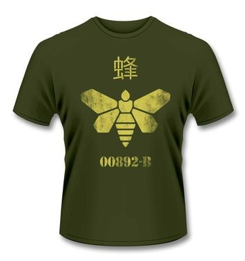 Official Breaking Bad Barrel Bee t-shirt