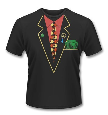 Official Breaking Bad Better Call Saul Suit t-shirt