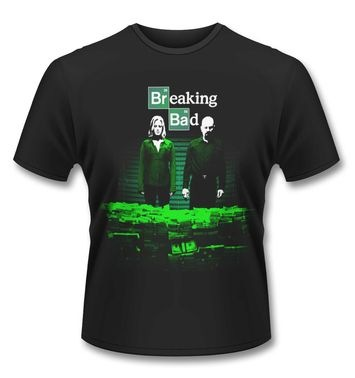 Official Breaking Bad Container Stash t-shirt