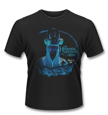 Official Breaking Bad Heisenberg Institute t-shirt