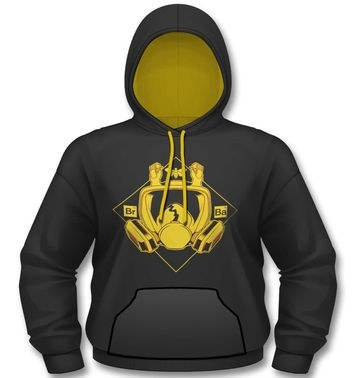 Official Breaking Bad Mask hoodie