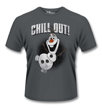 Official Disney Frozen Olaf Chill Out t-shirt