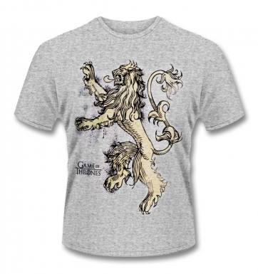 Official Game Of Thrones Lion t-shirt