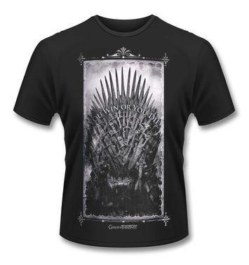 Official Game Of Thrones Win Or Die t-shirt