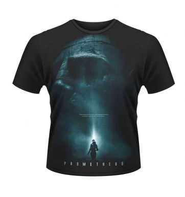 OFFICIAL Prometheus Poster men's t-shirt