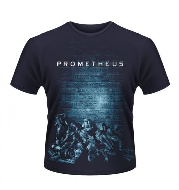 Prometheus tablet t-shirt - Official