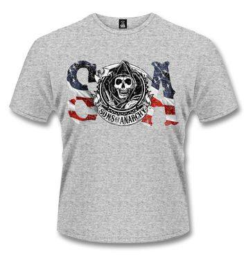 Official Sons Of Anarchy Flag t-shirt