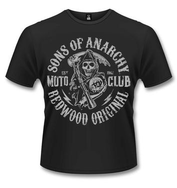Official Sons Of Anarchy Moto Reaper t-shirt