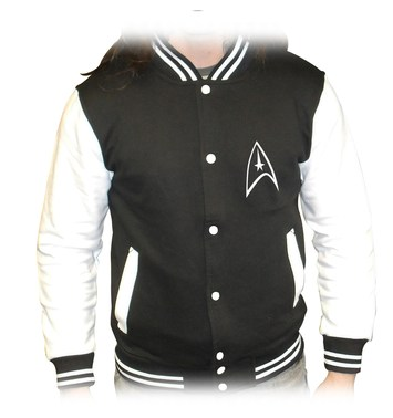 Star Trek Badge varsity jacket - Official