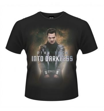 Star Trek Into Darkness Khan t-shirt - Official