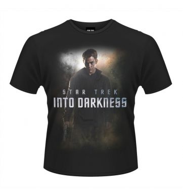 Star Trek Into Darkness Kirk t-shirt - Official