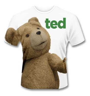 Official SubDye Ted t-shirt