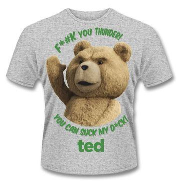 Official Ted Thunder t-shirt