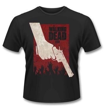 Official Walking Dead Revolver t-shirt