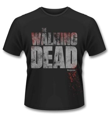 Official Walking Dead Splatter t-shirt