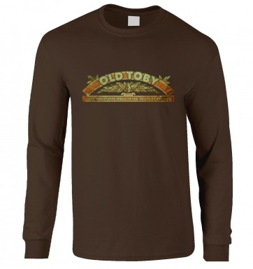 Old Toby Pipe Weed long-sleeved t-shirt