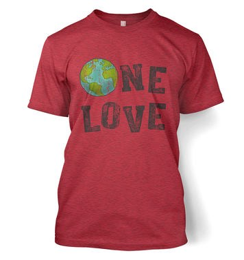 One Love (Earth) t-shirt