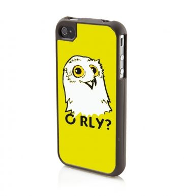 O Rly? - iPhone 4/4s Phone case