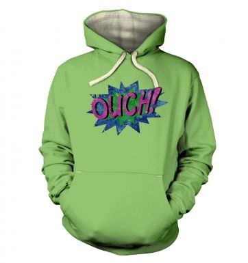 Ouch!  hoodie (premium)