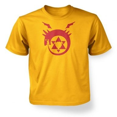 Ouroboros kids' t-shirt