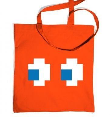 Ghost Eyes tote bag