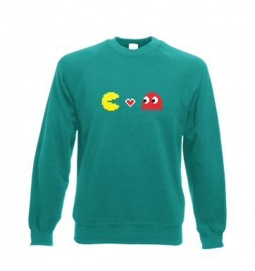 Squid Love Cheese sweatshirt