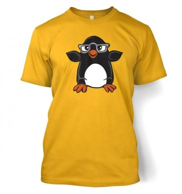 Penguin with Glasses t-shirt
